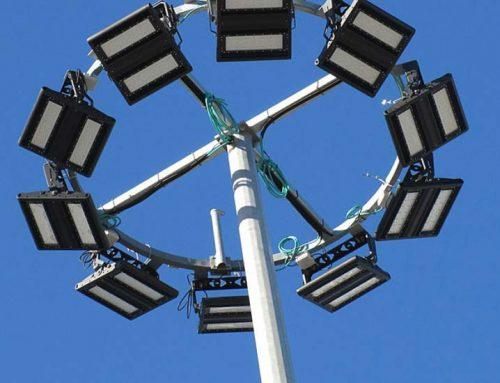 Izrael: LED-es repülőtér világítás korszerűsítés