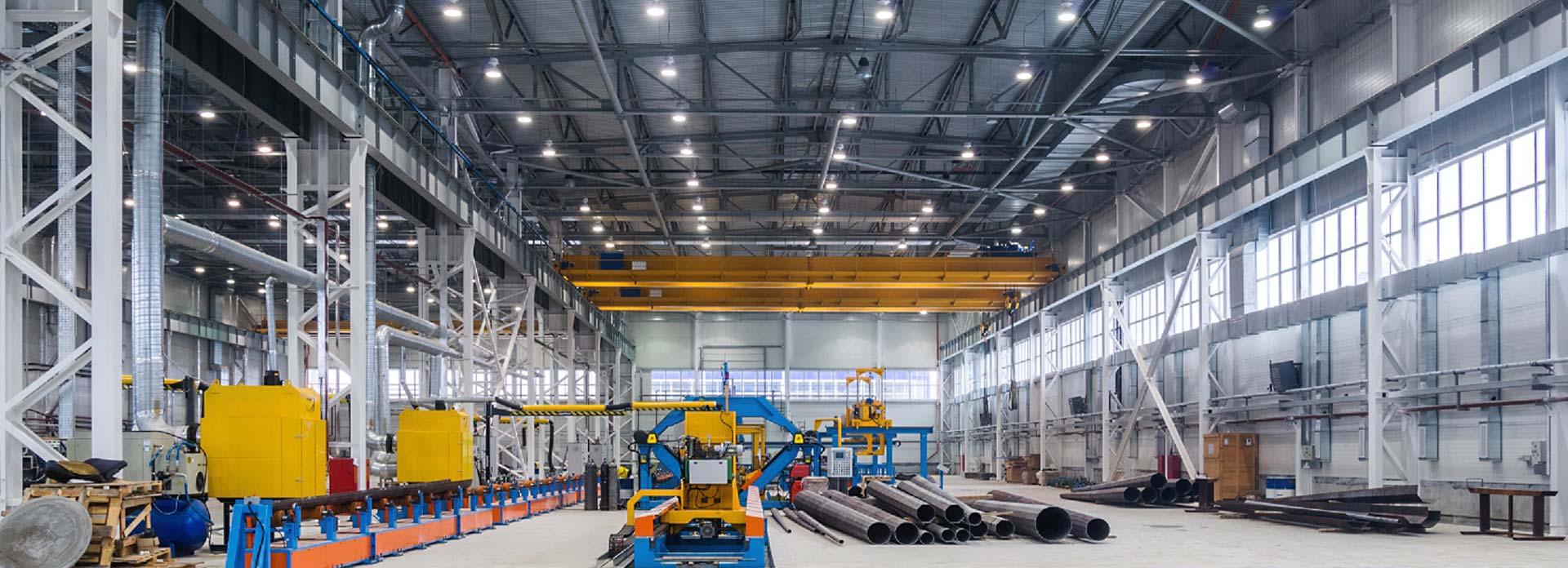 Ipari LED és Csarnokvilágítás